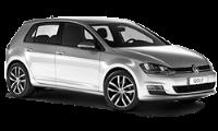 Volkswagen Golf M/T